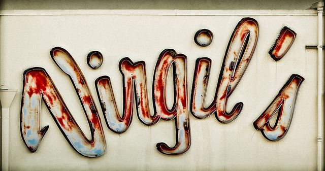 Virgil's Hardware by Shakes The Clown, via Flickr