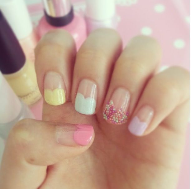 Ice Cream Nails: 1000+ Images About Ice Cream Nail Designs On Pinterest