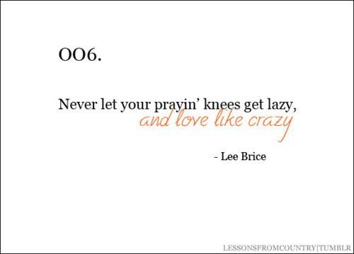 love like crazy.