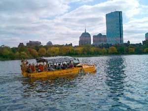 Boston Duck Tours - Tickets to Duck Boats and Sightseeing in Boston MA - this is so fun! My husband who grew up in Boston said he learned so many thing he never knew.