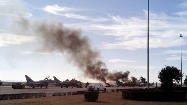 Crash F-16 : Le gouvernement Syriza avait limité le carburant dans les avions de chasse - http://boulevard69.com/crash-f-16-le-gouvernement-syriza-avait-limite-le-carburant-dans-les-avions-de-chasse/