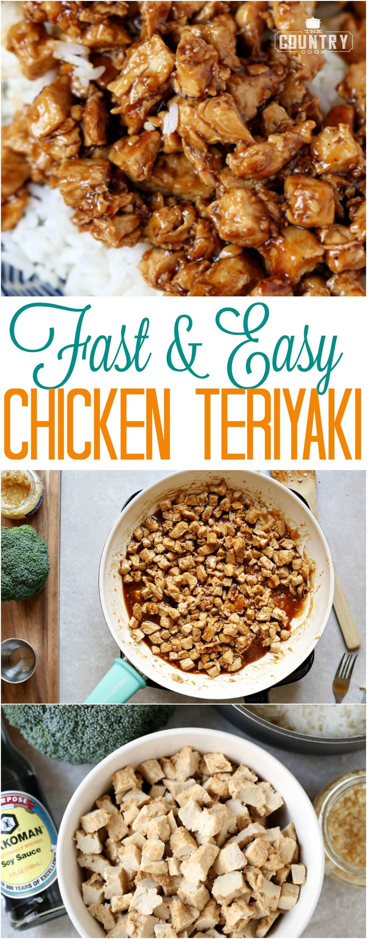 how to cook chicken easy