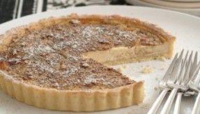 Vanilla tart - Queen Fine Foods - www.queen.com.au/kitchen