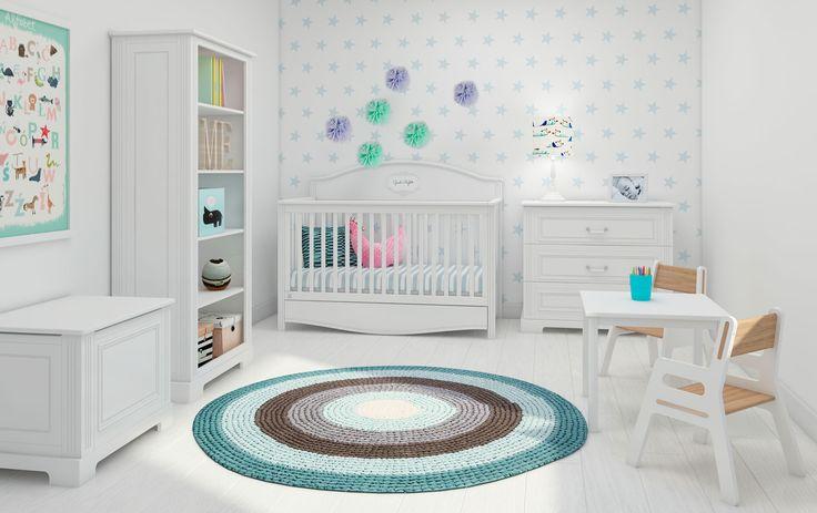 """Babyzimmer """"Gute Nacht"""" bei Zimmeria"""