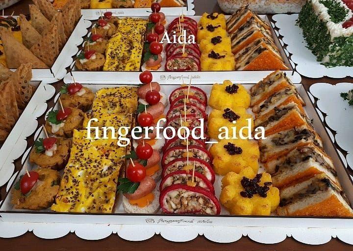 فینگرفودآیدا اسپرینگ رل گوشت پیراشکی گوشت سمبوسه فرنچ تست قارچ سینی رولتها مراسم مهمانی جشن تولد دورهمی نامزدی سالگردازدواج سورپر Recipes Finger Foods Food