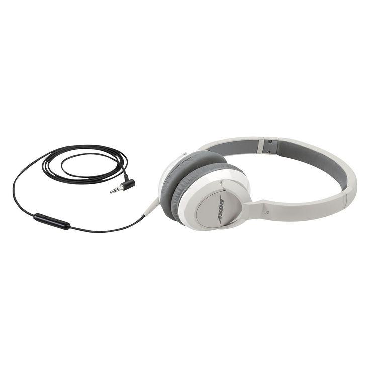 Bose OE2i Audio Headphones- White