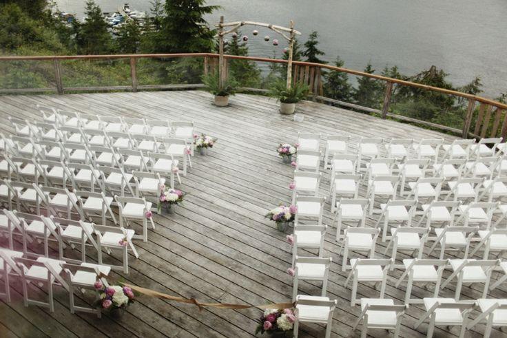 Driftwood arch with ferns   Coastal Weddings and Events Sunshine Coast Rentals www.coastalweddings.ca