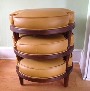 1000 Images About Stacking Stools Tables On Pinterest