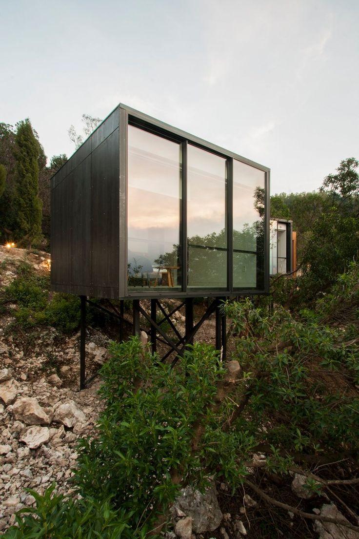 // VIVOOD Landscape Hotel. Photo: Pablo Vázquez