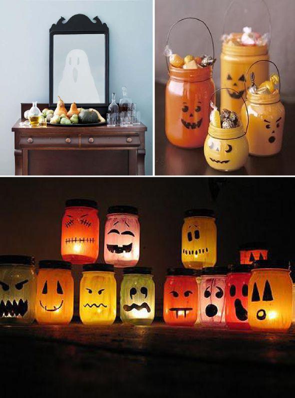 Deco Maison Halloween images