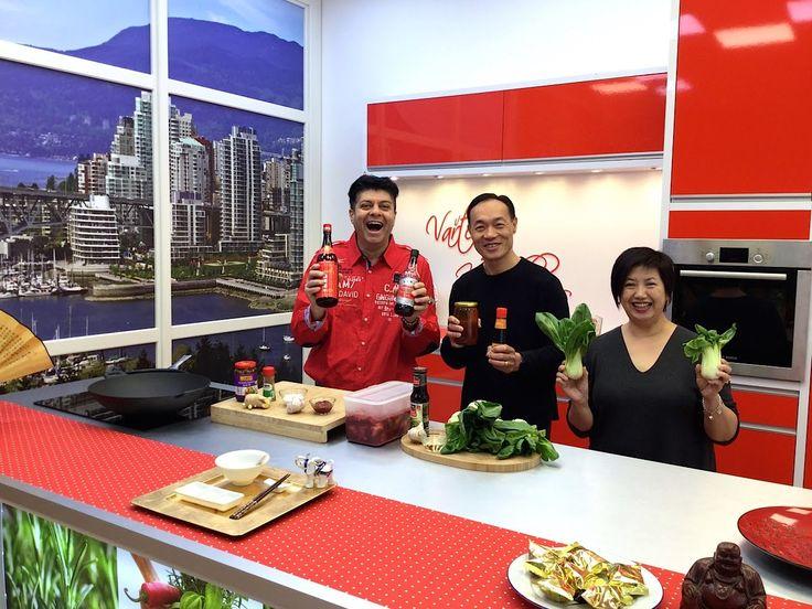 Nejchutnější Čínské vepřové Char Sui recept s bok choy zeleninou – jedno...