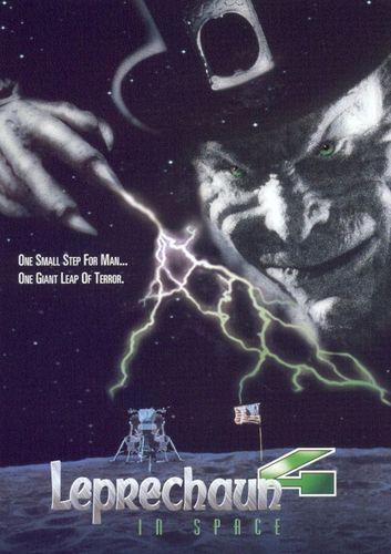 Leprechaun 4: In Space [DVD] [1996]