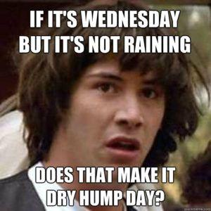 Top 21 Wednesday Meme