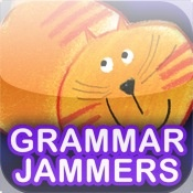 Free- Grammar Jammers- Grades K-5 Animations with songs and rhymes to learn new vocabulary.