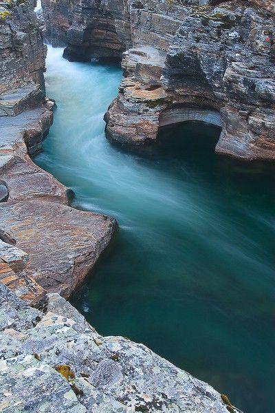Abisko Canyon, Sweden                                                                                                                                                     More