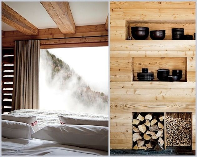 Swiss Chalet This Is How I Want Our Bedroom To Turn Out