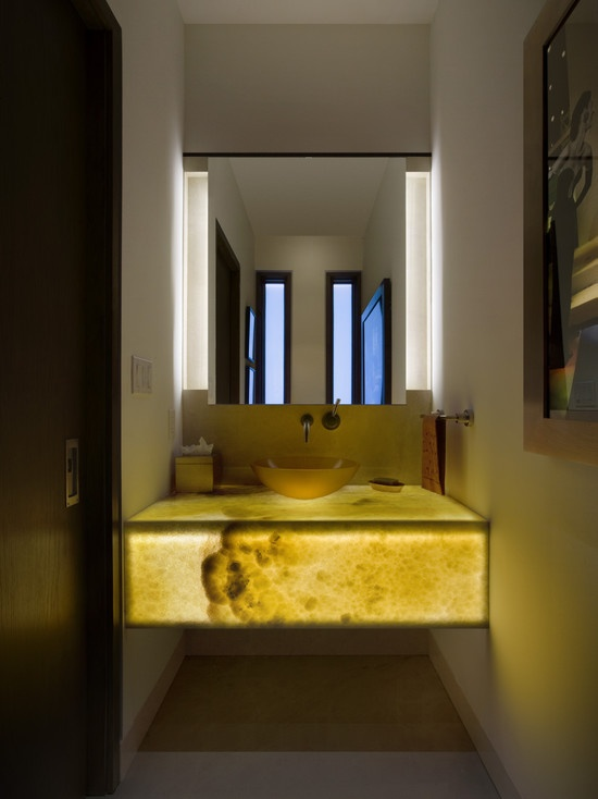 powder room lighting ideas. contemporary powder room design pictures remodel decor and ideas page 7 lighting r