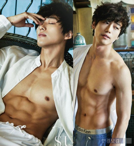 남궁민, 구릿빛 `탄탄복근` 과시…`버터男` 표정에 `깜짝` : 뉴스zum Nam Gung Min