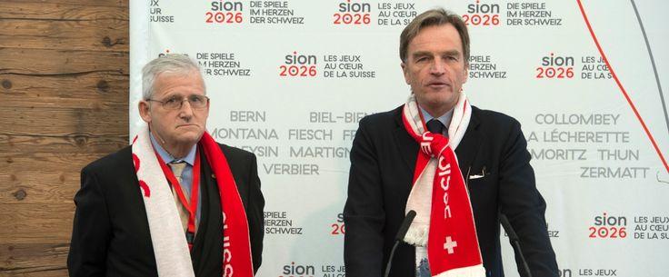 Jeux Olympiques d'hiver 2026 : La Suisse candidate    Publié le 11 avril 2017 à 20H10 - mis à jour le 11 avril 2017 à 23H39    Axel Veyrassat    Alors que la ville suisse de Sion s'était propos�... http://www.sport365.fr/jo-hiver-2026-suisse-candidate-3589393.html?utm_source=rss_feed&utm_medium=link&utm_campaign=unknown