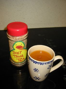 Diet Tang Tea (Russian Tea) Recipe by DEB_CAMPBELL via @SparkPeople