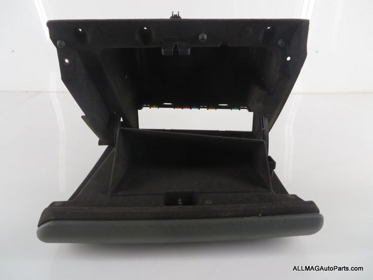 2003-2006 Range Rover Glove Box & Charcoal Leather Door 36 FFK500140PUY HSE L322