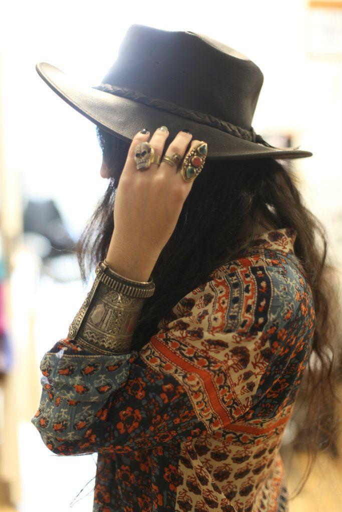 ☮ American Hippie Bohemian Style ~ Boho!