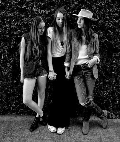 The band #Haim. Sisters. Joke, right? Love them.