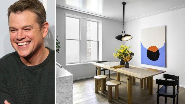 Matt Damon set to buy mega-penthouse in Brooklyn for $20m