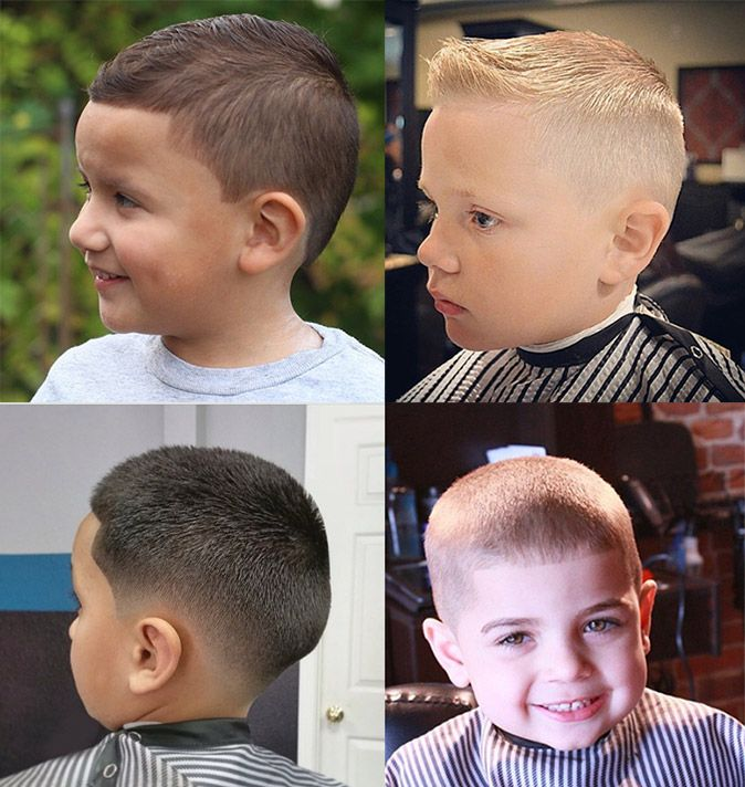 50+ Cute Toddler Boy Haircuts Your Kids will Love | Boy ...