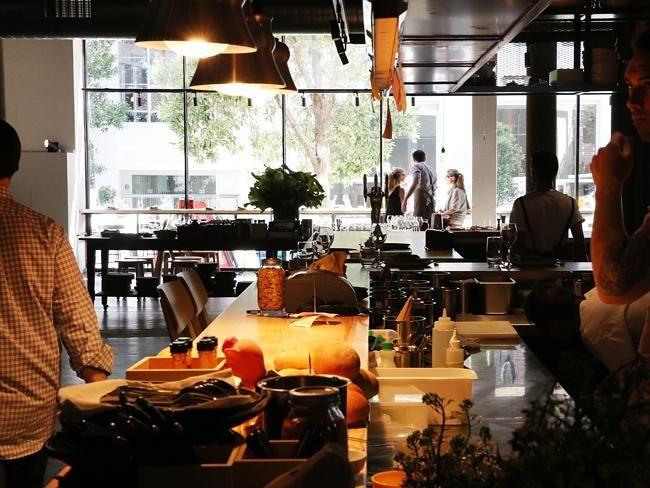 Best restaurants in Sydney in 2014: Nomad restaurant in Surry Hills.