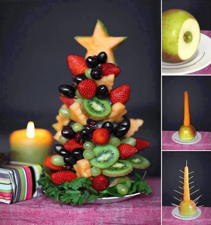 How to DIY Edible Fruit Tree tutorial and instruction. Follow us: www.facebook.com/fabartdiy