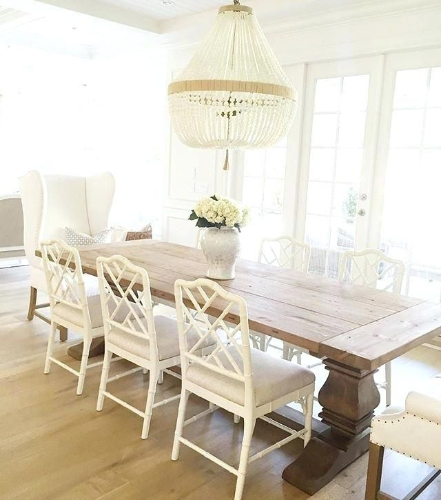 The Best White Wood Dining Table Set Graphics White Wood Dining