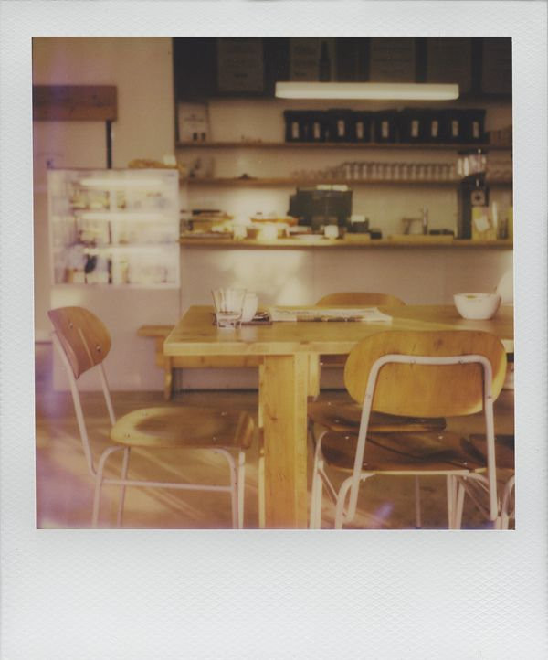 EMA espresso bar /// Polaroid Prague city guide www.spud.cz