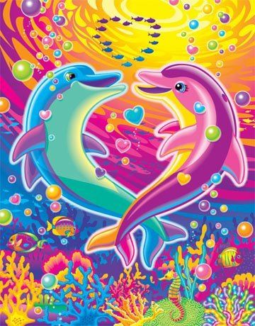 Lisa Frank. AKA every school supply I ever purchased until age 10.