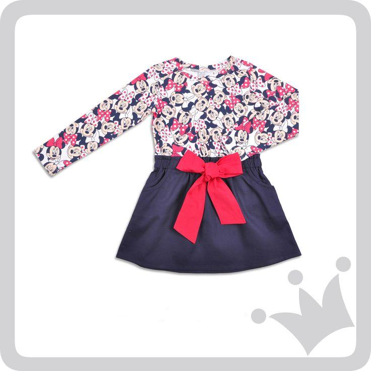 Porque sabemos que les encanta #Minnie, hoy en el look recomendado ella es la protagonista.