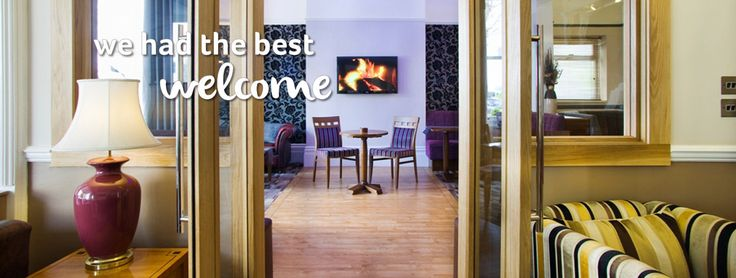Accessible hotels in Eastbourne, the New Wilmington Hotel