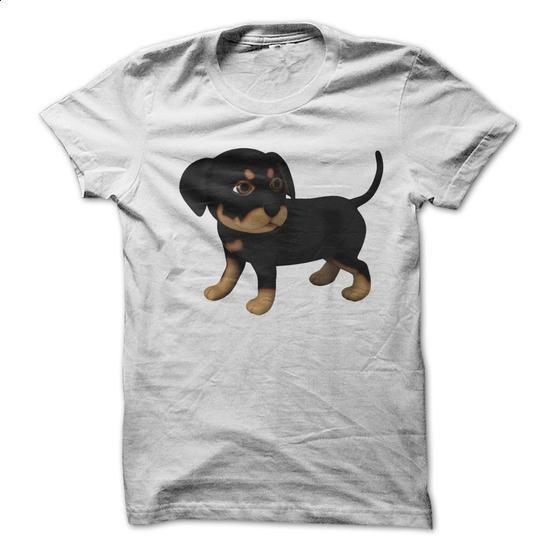 Cute Rottweiler Puppy - #band t shirts #cool tee shirts. BUY NOW => https://www.sunfrog.com/Pets/Cute-Rottweiler-Puppy.html?60505