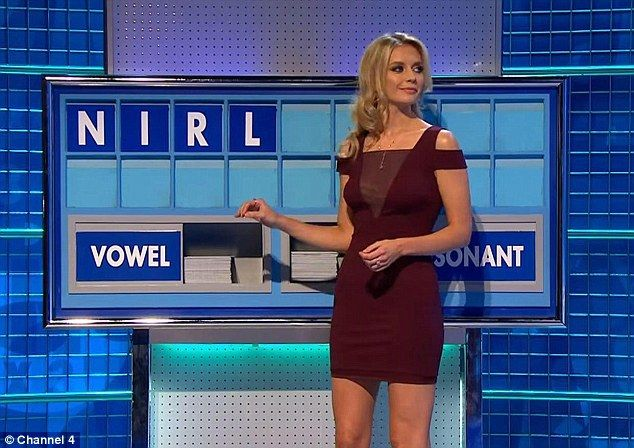 Video compilations of Countdown's Rachel Riley have started sweeping the web this week after viewers developed quite the obsession with her