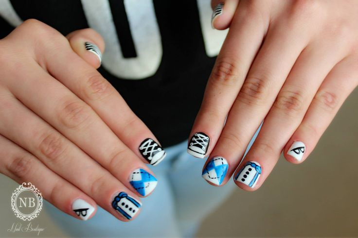 special manicure for girls