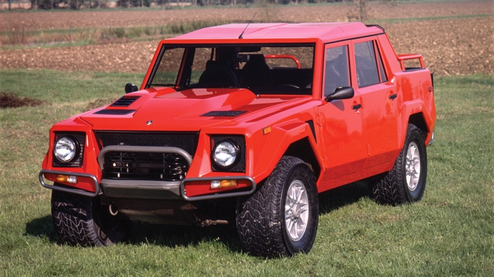 A Lamborghini SUV? Based on the brand's heritage, I question its reason for being.