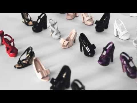 'Walking in Fabrizio Viti's Shoes' Louis Vuitton