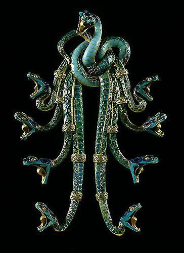 Lalique. Gulbenkian Museum collection, Lisbon, Portugal.
