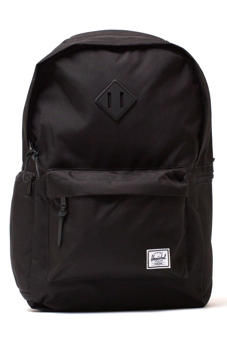 HERSCHEL SUPPLY CO. Heritage Plus Black $130