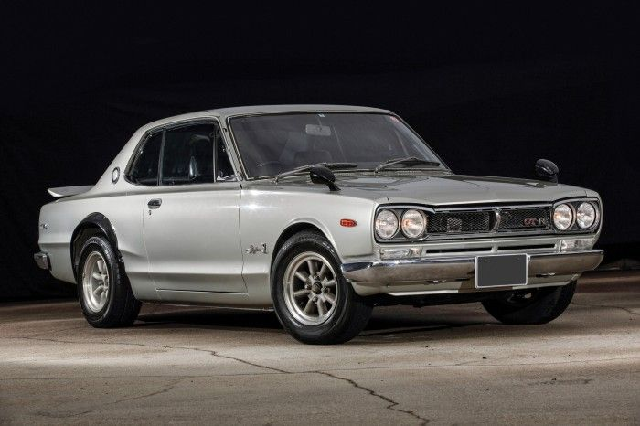 Trio of Japanese sports cars, including 1972 Nissan Skyline GT-R, heads to auction  | Hemmings Daily