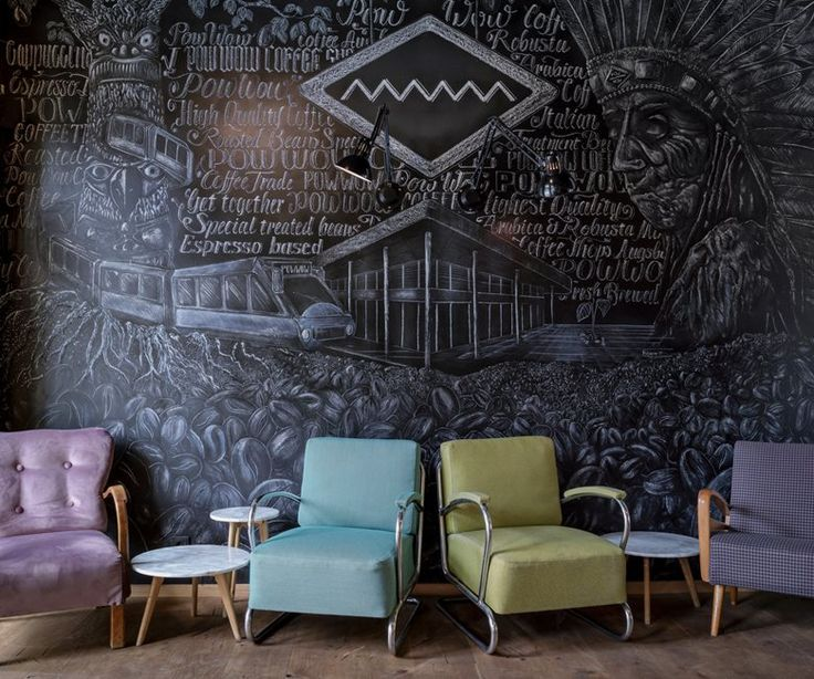 17 best images about interiors chalkboard walls on for Interior design augsburg