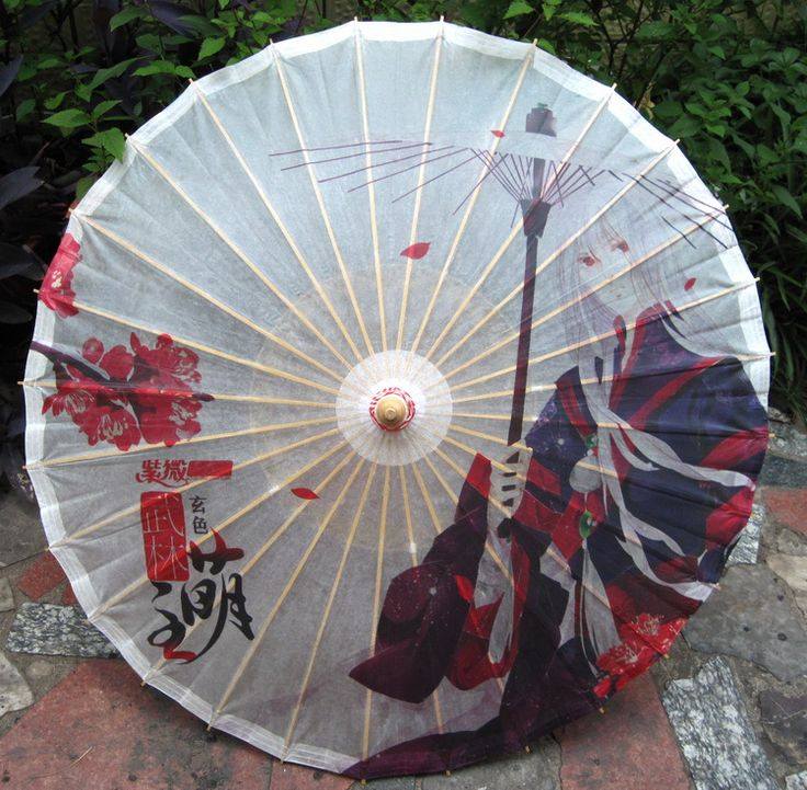 >> Click to Buy << Red Color Chinese Oil Paper Umbrella Hong Yi Classical Tradition Cosplay Dance Martial Arts Chief Chinese Gongfu Parasol #Affiliate
