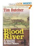 Du ju spík ingliš? dis buk iz vejtin for ju in ovr kafe :)  Blood River: A Journey to Africa's Broken Heart [Paperback] (Tim Butcher) :D