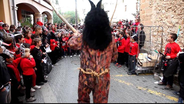 Ball dels Dimonis a Sant Llorenç des Cardassar