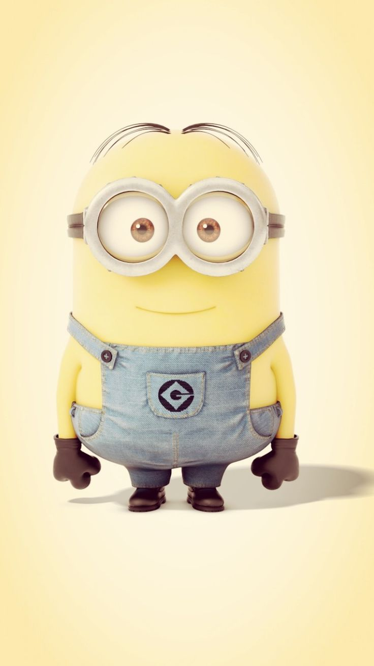 Tumblr iphone wallpaper minions - Smile Minion With Jeans Iphone 6 Wallpaper 2014 Halloween Despicable Me