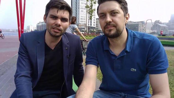 Денис Довгаль - интервью Максиму Чернову